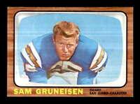 1966 Topps #124 Sam Gruneisen  EXMT/EXMT+ X1431047