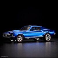 2020 Hot Wheels RLC Exclusive Custom Mustang Original 16 Upgrade SHIPS ASAP
