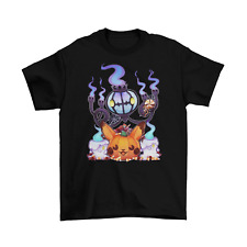 Pokemon Chandelure Litwick Pikachu T-Shirt Unisex Adult Nintendo Halloween New