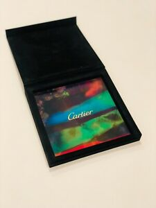 Cartier Invitation / Perspex Jewelry Tray - Play of Color in Opal