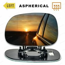 Left side Wide Angle wing mirror glass for BMW Z3 convertible 1995-2003 Heated