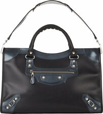 Balenciaga Giant 12 Large City Patent Leather Shoulder Bag SOLDOUT $2125
