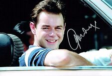 Danny DYER Signed Autograph 12x8 Photo 3 COA AFTAL The BUSINESS Actor Cult Film