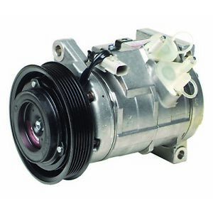 For Chrysler Town & Country Dodge Voyager Caravan V6 A/C Compressor and Clutch