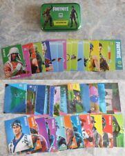 50 verschiedene Karten FORTNITE Serie 1 +  MINI TIN (leer), PANINI, RARE