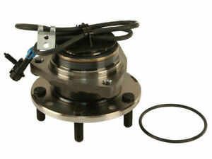 For 1998-2005 Chevrolet Blazer Wheel Hub Assembly Front AC Delco 84914NW 1999