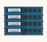 16GB 4X 4GB PC3-12800U DDR3 1600MHz 240PIN For Dell Optiplex 780 790 390 580 990