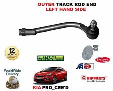 FOR KIA PRO CEED 1.4 1.6 PETROL 2012->NEW OUTER TRACK TIE ROD END LEFT HAND SIDE