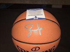 Steve Nash Signed NBA Basketball Phoenix Suns Star Beckett Auth