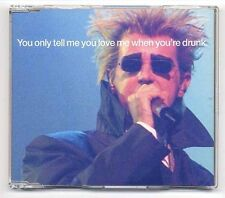 Pet Shop Boys Maxi-CD You Only Tell Me You Love Me When You're Drunk CD3 - Live