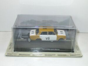 JAMES BOND 007 CAR COLLECTION LADA 1500, THE LIVING DAYLIGHTS