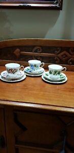 china 3 x pretty trios