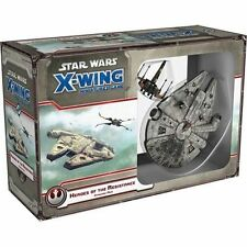 Heroes of the Resistance Star Wars miniatures X-Wing Fantasy Flight FFGSWX57