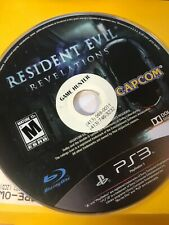 Resident Evil Revelations PS3 - game only / see pic