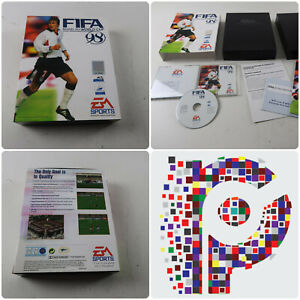 Big Box PC Fifa 98 A EA Sports Game tested & working VGC