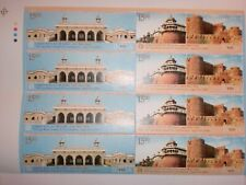 INDIA STAMPS-YEAR 2004-158 MINT GUM STAMPS-VARIOUS TOPICS-39 BLOCKS(+2 STAMPS)