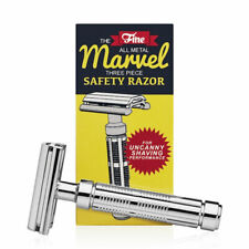 Fine Accoutrements Marvel Closed Comb Safety Razor