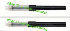 Parker Fountain Pen Converter New Sealed - 2 units Slide or Push Piston Fill ink