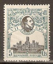 1920 CONGRESO DE LA UPU EDIFIL 299*