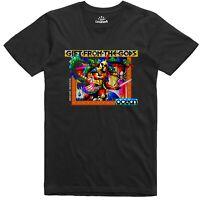 Gift From The Gods T Shirt Loader Retro 8 Bit Officially Licensed Spectrum 48k