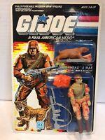 Gi Joe Vintage ARAH 1987 Spearhead & Max MOC Hasbro New Sealed Nice