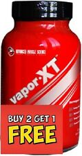 Advanced Muscle Science VAPOR XT 90 caps AMS BUY2GET1FREE Fat Burner