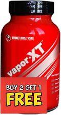 Advanced Muscle Science VAPOR XT 90 caps AMS BUY2GET1FREE Fat Burner