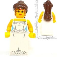 SW940 Lego Queen Leonora Bride Custom Minifigure with Amidala Padme Hair NEW