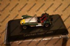 Norev Caterham Super Seven Yellow/Green 1983 270211