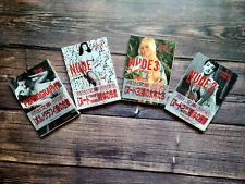 Rare nudes set japan photobook pin-up 70-s