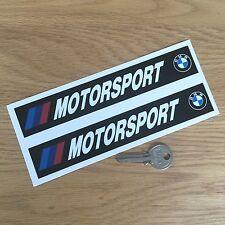 STICKER BMW MOTOR SPORT RACE AUFKLEBER ADESIVI AUTOCOLLANT CAR MOTO PEGATINA