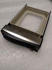 "Supermicro 3.5"" Hot-swap Hard Drive Tray MCP-220-00075-0B NEW"
