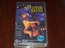 The Seventh Sense VHS 1990's Thriller 21st Century Pictures Home Video PAL