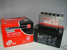 BATTERIE GS GROUPE YUASA YTX7A-BS ADLY	Cat 4T	125	2006