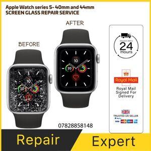 Apple Watch Series 5 - 40mm 44mm Cracked Screen LCD Glass Repair
