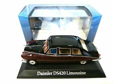 DAIMLER DS420 LIMOUSINE QUEEN MOTHER 1:43 NOREV DIECAST MODEL CAR