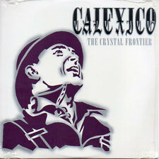 ★☆★ CD Single CALIXECO The crystal frontier Promo 1-track CARD SLEEVE NEW ★☆★