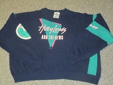 New listing Huey Lewis Sweatshirt Shirt 1988 Rare classic rock blues Loggins springsteen pop