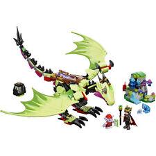 Dragon Elves Building LEGO Construction Toys & Kits