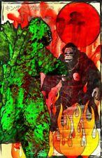 Godzilla vs King Kong 11 x 17 High Quality Poster