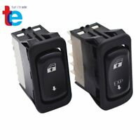 2Qty Driver Passenger Side Window Switch for Freightliner Columbia Century 01-11