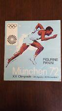 "Album figurine  panini olimpiadi ""Munich 72"" in ottime condizioni."