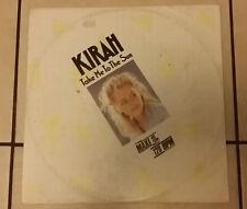 Kirah – Take Me To The Sun - Chic 6.20543 AE - 1986 - RARO -