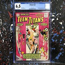 Showcase #59 (Nov-Dec 1965, DC) CGC GRADED 6.5 - 3rd APPEARANCE - TEEN TITANS
