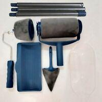 6PCS Paint Runner Pro Brush Set Multifunctional Paint Roller Brushes kit Wall/UK