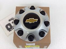 2011-2017 Chevrolet Silverado 2500 3500 Aluminum HD Wheel Center Hub Cap new OEM