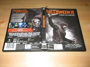 Halloween II DVD (2009) [Rob Zombie]