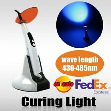 Dental Cordless Led Curing Light Resin Cure Lamp 1500mw Fit Woodpecker Style Fda