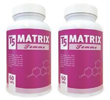 2 x T5 Matrix Femme - Fat Burners for Women - Womans Weight Loss Slimming Pills