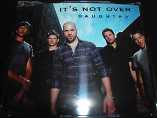 Daughtry It's Not Over Australian 2 Track CD Single – Like New